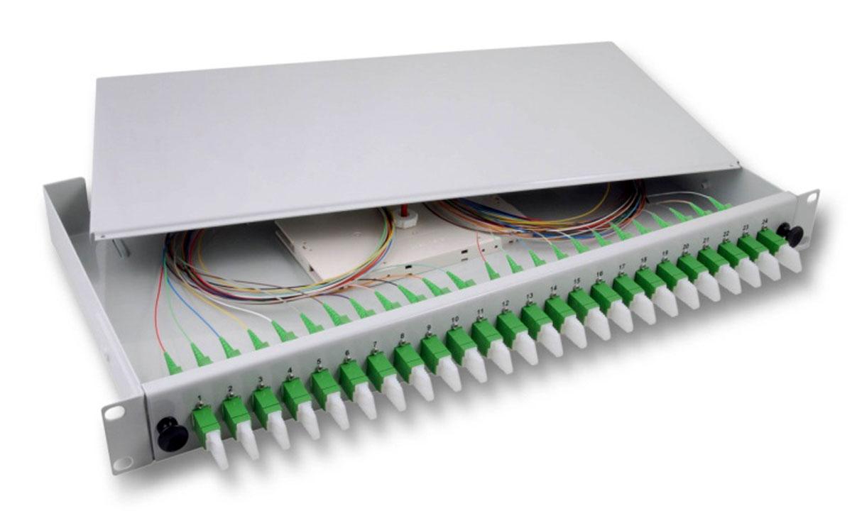 Rheinland Daten- und Netzwerktechnik GmbH & Co. KG – LWL-Spleissbox